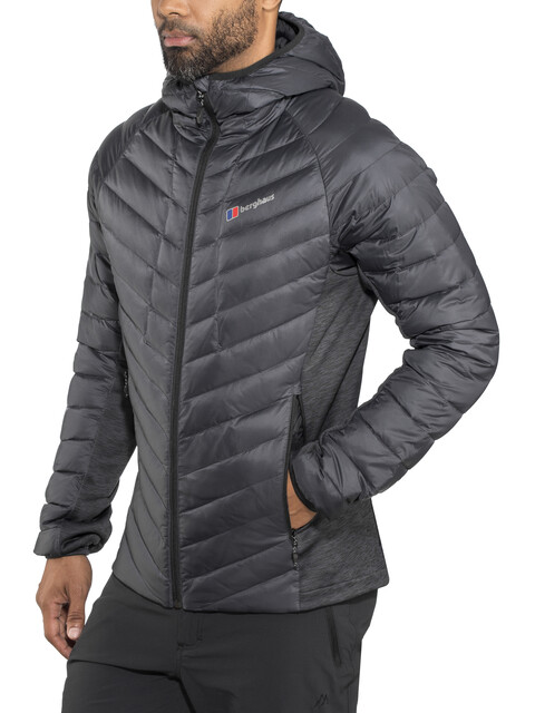 Berghaus Tephra Stretch Reflect Down Jacket Men Carbon